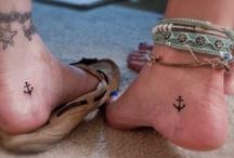 Pretty Girl Tattoos / by Monica Fritsch