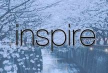 Inspire / by Pam Litton