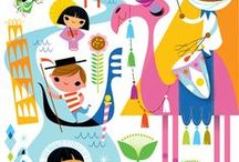 ARTISTMary Blair / Mary Blair (October 21, 1911 – July 26, 1978), born Mary Robinson, was an American artist who was prominent in producing art and animation for The Walt Disney Company, drawing concept art for such films as Alice in Wonderland, Peter Pan, Song of the South and Cinderella.