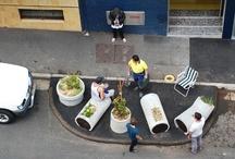 Urban growing inspiration