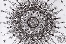 Zentangles / by Tina Wells
