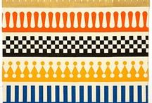 ARTISTAlexander Girard / Alexander Girard (May 24, 1907–1993) affectionately known as Sandro, was an architect and a textile designer born in New York City to an American mother from Boston and a French-Italian father. He was raised in Florence, Italy. A graduate of the Royal School of Architecture in Rome, Girard refined his skills in both Florence and New York.  Girard is widely known for his contributions in the field of American textile design, particularly through his work for Herman Miller (1952 to 1975).