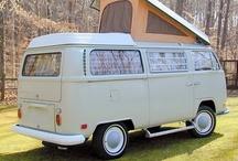 VW Van- I WANT! / by Tina Wells