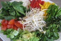 Raw Foods / No Cooking! Healthy, green, and vegan too. / by yummly
