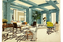 DESIGNERAlbert Hadley / Albert Livingston Hadley Jr. (1920 – 2012) was an American interior designer and decorator born in Springfield, Tennessee. After serving overseas in WW II, Hadley studied and taught at Parsons and then formed his own studio. He next worked at the distinguished New York design firm of McMillen, Inc. and co-founded Parish-Hadley, Associates (1962–1999). Lauded with numerous international design awards for his creative output.  Variety of styles, including modern, Victorian, and Georgian.