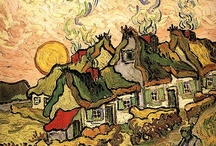 ARTISTVincent van Gogh / Vincent Willem van Gogh (1853 – 1890) was a Dutch post-Impressionist painter whose work, notable for its rough beauty, emotional honesty and bold color, had a far-reaching influence on 20th-century art. After years of painful anxiety and frequent bouts of mental illness, he died at the age of 37 from a gunshot wound, generally accepted to be self-inflicted (although no gun was ever found).