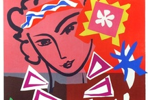 ARTISTHenri Matisse / Henri-Émile-Benoît Matisse (1869 – 1954) was a French artist, known for his use of colour and his fluid and original draughtsmanship. He was a draughtsman, printmaker, and sculptor, but is known primarily as a painter.  His mastery of the expressive language of colour and drawing, displayed in a body of work spanning over a half-century, won him recognition as a leading figure in modern art.