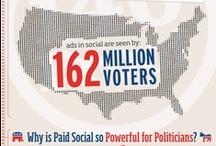 Social Media + Politics / by Abstrakt Marketing Group