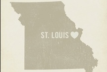It's a St. Louis Thing / All that is St. Louis / by Abstrakt Marketing Group