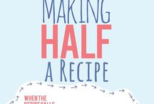 Baking/Cooking Tips / by Victoria Gibbs