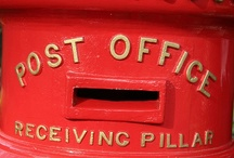 It's in the Mail / Please feel free to pin as many as you like. / by Linda Elliott
