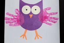 Preschool crafts! / by Anna Harrison