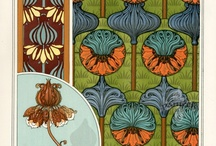 ARTISTEugene Grasset / Eugène Samuel Grasset (1845–1917) was a Swiss decorative artist who worked in Paris, France in a variety of creative design fields during the Belle Époque. He is considered a pioneer in Art Nouveau design.  Grasset was born in Lausanne, Switzerland, his birth year is sometimes stated as 1841. He was raised in an artistic environment as the son of a cabinet designer/maker and sculptor. He studied drawing and architecture. He became an admirer of Japanese art.
