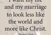 Love & Marriage / by Anna Harrison