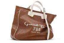 Grands Sac collection / The collection of luxury Tote bags dedicated to the world's most stunning town.