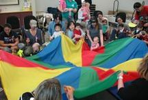 Baby,Toddler, and Preschool Story Times / Larry J. Ringer Library Story Times are filled with fun, interactive stories, songs, activities, play and crafts. / by BCS Public Library System