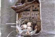 Nest / decorating looks, ideas, and palettes for my little cottage / by Bard Judith