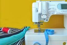 Sew something already! : Sewing tips and tricks / by Victoria Gibbs