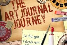 Art Journal  - Bard Judith / Art journalling, both mixed-media and digital, my own pages and other inspirational ideas / by Bard Judith