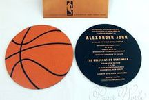 Our Bar Mitzvah Invitations / Modern, fresh and fun Bar Mitzvah invitations from modern to sports themes and everything in between. https://www.paperworksandevents.com/bar-mitzvah