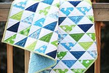 Sew something already! - Baby blankets and quilts / by Victoria Gibbs