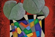 ARTISTRene Lalonde / Rene Lalonde Canadian Artist: (born 1950) Blending the traditions of surrealism, cubism, and fauvism, Regardless of the subject matter, the results are paintings rich with dramatic content and intense color, with a luminous and sometimes whimsical quality. When pressed for a label to describe his style, Lalonde suggests that he creates a sort of New Modern Art.