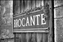 Brocante / Flea market, collectibles, antiques, vintage, and other repurposed treasures  / by Bard Judith