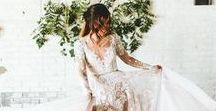 || who's getting married ? / Wedding dresses, decoration ideas, DIY, hairstyle and... love!
