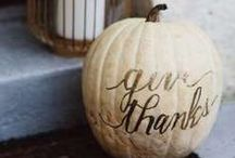 Things We Love for Thanksgiving / by MSN Lifestyle