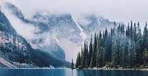 || Canada, poutine & lakes / Must see in Canada.
