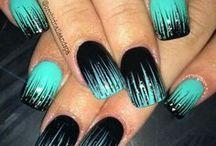 nail art / маникюр, дизайн ногтей