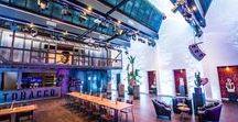 TOBACCO Theater / Een indrukwekkende, industriële locatie in dé theaterstraat van Amsterdam: De Nes. Op deze historische plek, in hartje Amsterdam, schrijven we dagelijks nieuwe creatieve en commerciële geschiedenis. Negen ruimtes met ieder zijn eigen uitstraling en mogelijkheden.
