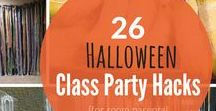Halloween / Awesome Halloween hacks & ideas for making Halloween school events extra special!