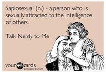 geekish / nerdy & funny / by Heather Chambers