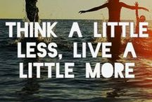 live a little / by Lexi Bagnell