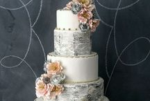 Wedding Culinary / Wedding cakes, entrees, sweets and more: / by The Bride's Cafe
