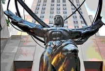 All about Atlas Shrugged, the prophetic novel by Ayn Rand  / by The Atlas Society