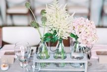 Tablescapes + Settings / by The Bride's Cafe