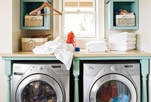home - laundry / wash & dry / by Heather Chambers