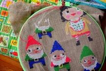 Knitting/Crotchet/Embroidery / by Vivi ©