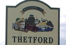 Thetford / by Bury Free Press
