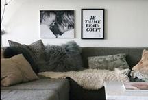 Decor – Livingrooms / by Anna's Pinterest