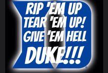 I  ❤️ Duke Basketball / by Holly Mitchell