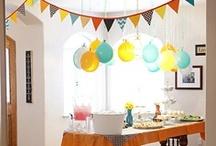 Kid's Birthday Ideas / by Rachel Murphy