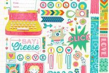 DIY Crafts | Digi  & Hybrid Scrapbooking / A collection of freebie digital paper, digital stamps embellishments, tags, project life layouts by various designers [mostly for personal use] with some pins that provide S4h use.  Also, I will be pinning vintage/ retro inspired resources and project life layouts , when I can find them. :)