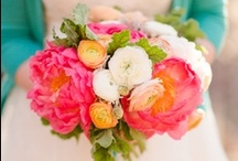 Pink Flowers / Pink floral inspiration for weddings, events & decor.  / by The Bride's Cafe