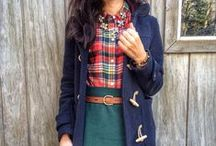 style - fall / crisp & clear / by Heather Chambers