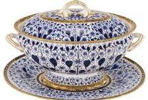 Sopeiras e Presentoirs/ Tureens / porcelana,faiança,prata,etc