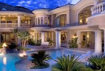 Casas Maravilhosas / casas de todos os estilos, mas prefiro as de estilo normando.