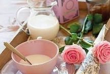 Party Ideas | Vintage Tea Party / All that's shabby chic and so delectable about tea parties.